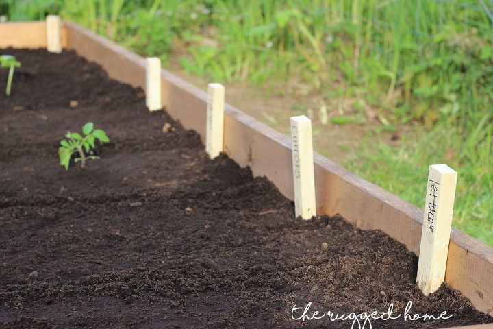 s 30 ways for you to style your garden, Raise Garden Beds With Pine Wood