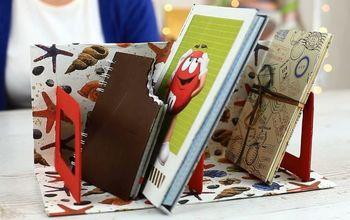 DIY Book Organizer