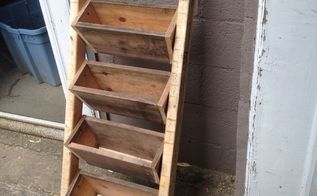 ladder herb planter