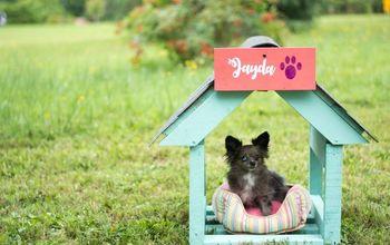 Building a Breezy Doghouse Tutorial