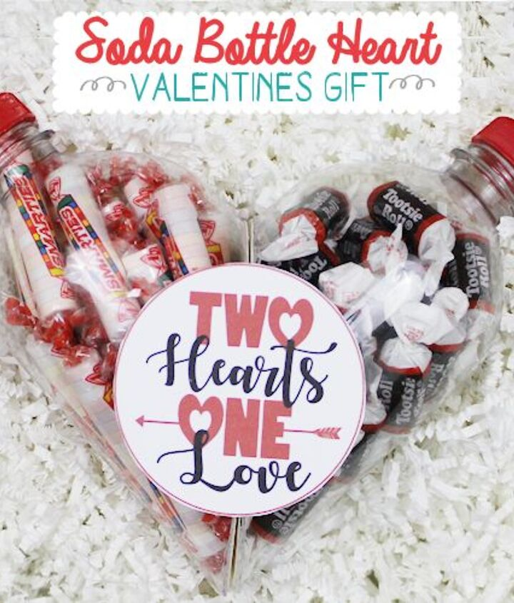 s 30 useful ways to reuse plastic bottles, Turn them into perfect Valentine s gifts