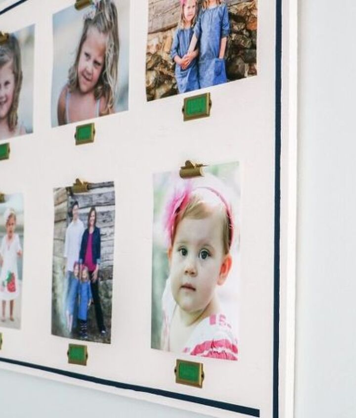 s treasure these 15 photo projects for years to come, Personalize Photos With Metallic Labels