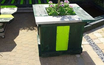Summer in the Garden With an Easy  DIY XL Garden Box + Free Plan