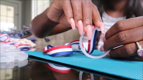 diy 4th of july tablescape ring charger