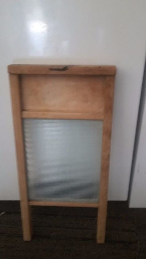 q need creative ideas for this washboard