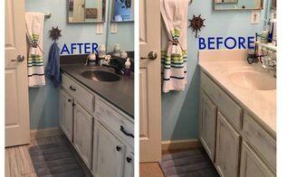 6 quick fix facelift ideas for builder grade bathrooms all under 100