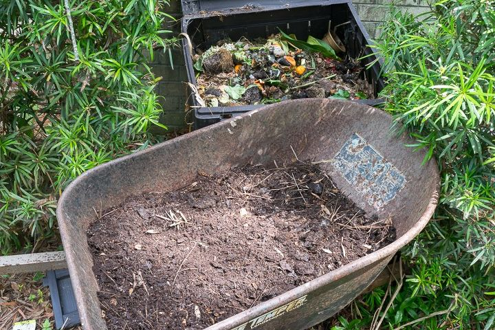 compost how to make it and use it