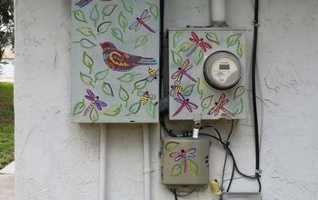 UGLY Utility Boxes No More!