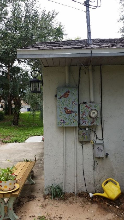 ugly utility boxes no more