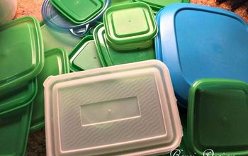 Organize Your Plastic Containers With These Brilliant Tips