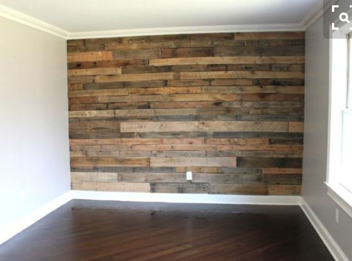 How To Get Rustic Wood Plank Wall