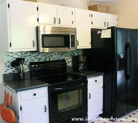 Etonnant Turn Flat Cabinet Doors Into Shaker Style