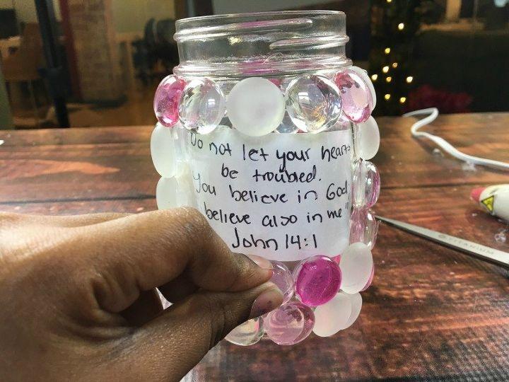 Prayer Jar Sun Catcher Hometalk