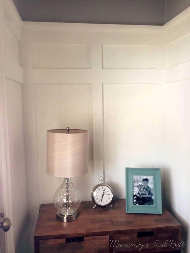 s beautify your entryway without breaking the bank, Greet Guests With A Board And Batten