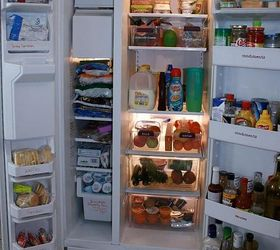 Label The Compartments In Your Fridge