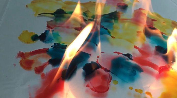 fired ink art
