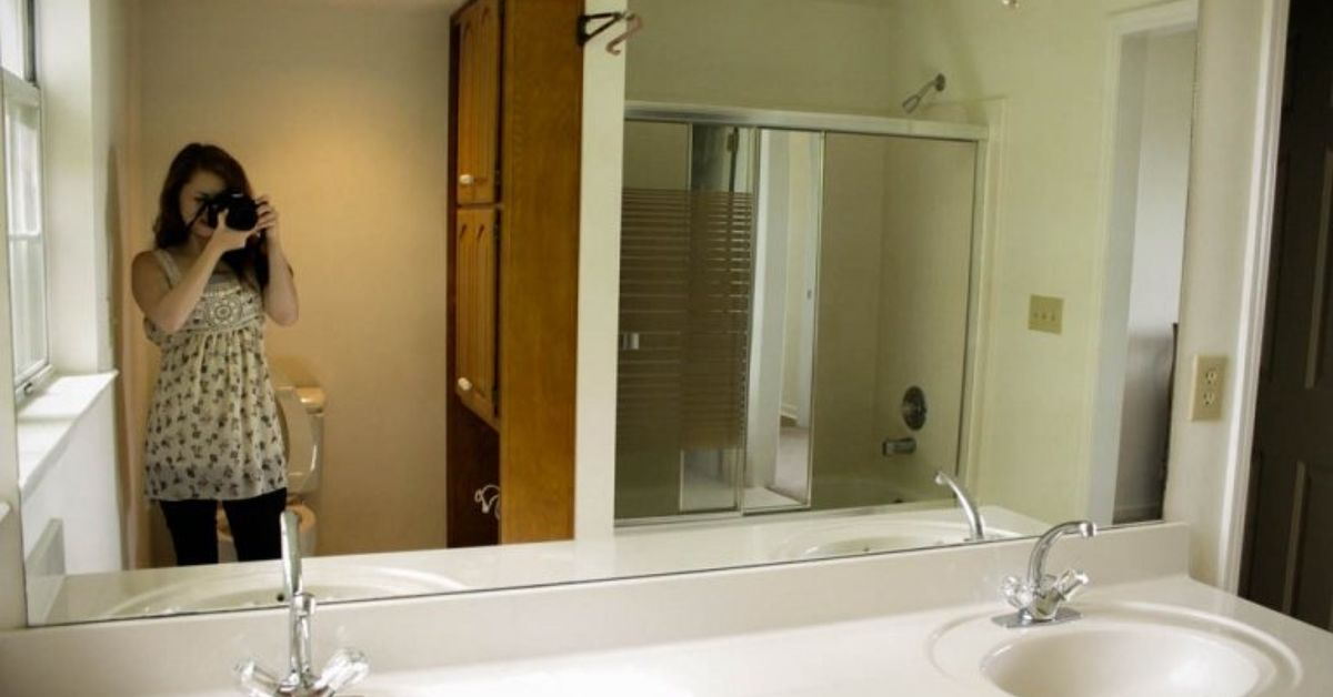 Homeowner Updates Bathroom For 48 Monthslook At Her Gorgeous Interesting Bathroom Remodel Before And After