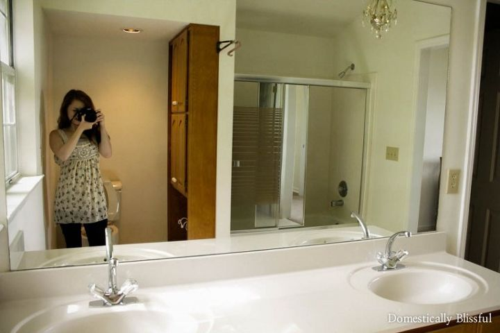 Homeowner Updates Bathroom For 48 Monthslook At Her Gorgeous Inspiration Bathroom Remodel Pictures Before And After