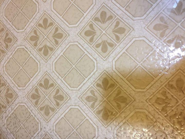 t bathroom floor vinyl