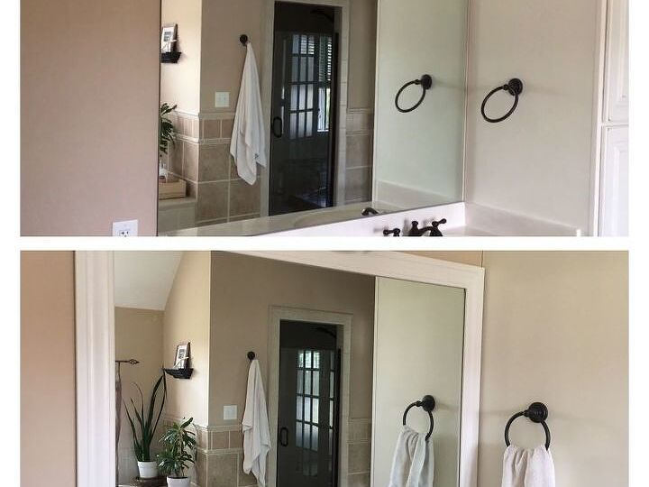 Ten Important Tips for Framing Out Mirrors
