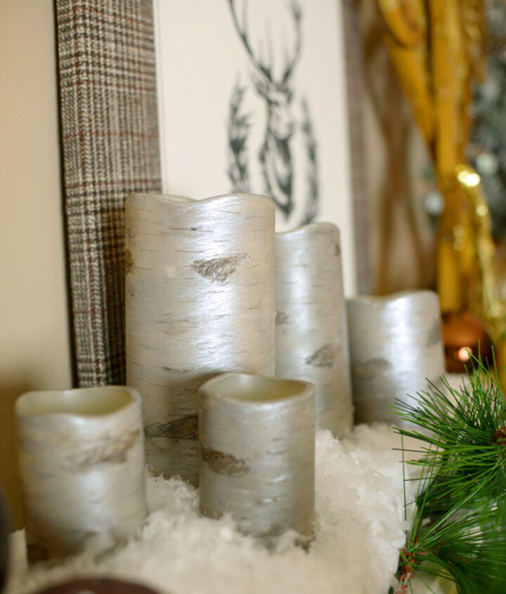s 15 affordable pottery barn hacks perfect for your budget, Get 5 Birch Candles For 20 Instead 200