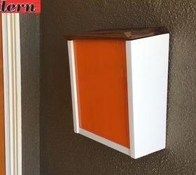 diy modern mailbox & DIY Modern Mailbox | Hometalk