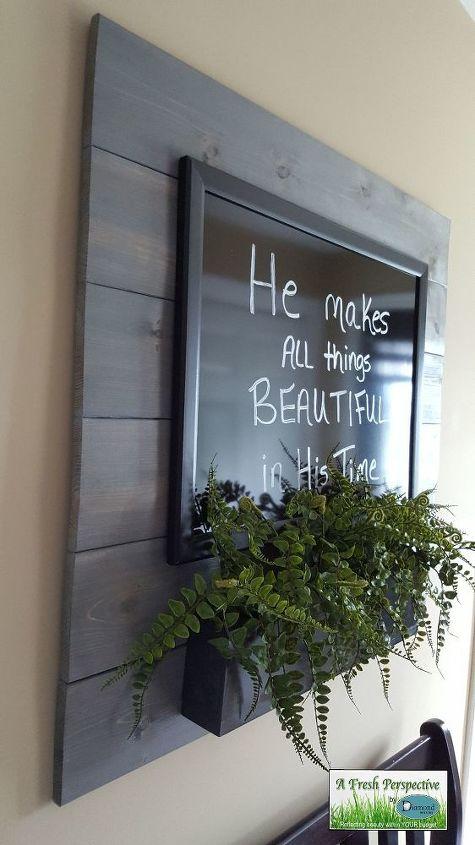 custom message board wall decor
