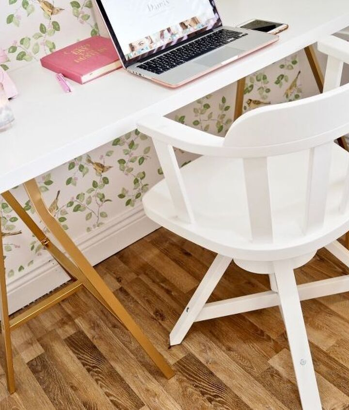 ikea diy desk hack
