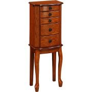 q i have a secondhand jewelry armoire and need ideas to make it gorgeous