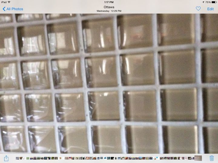 How To Paint Over Glass Mosaic Backsplash Hometalk