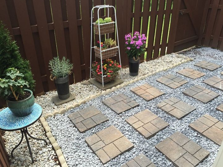 s 30 unbelievable backyard update ideas, Transform your backyard with stepping stones
