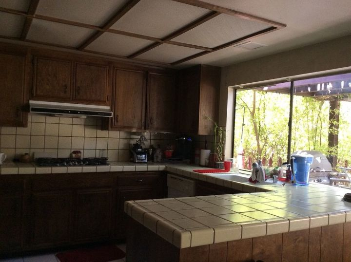 q how can i upgrade my 80s kitchen with an asian japanese flair