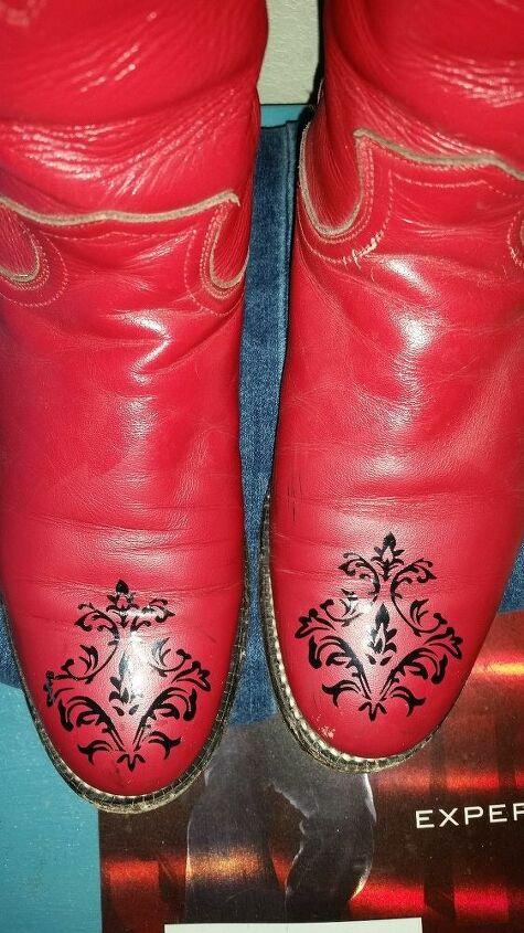 t red boot repair