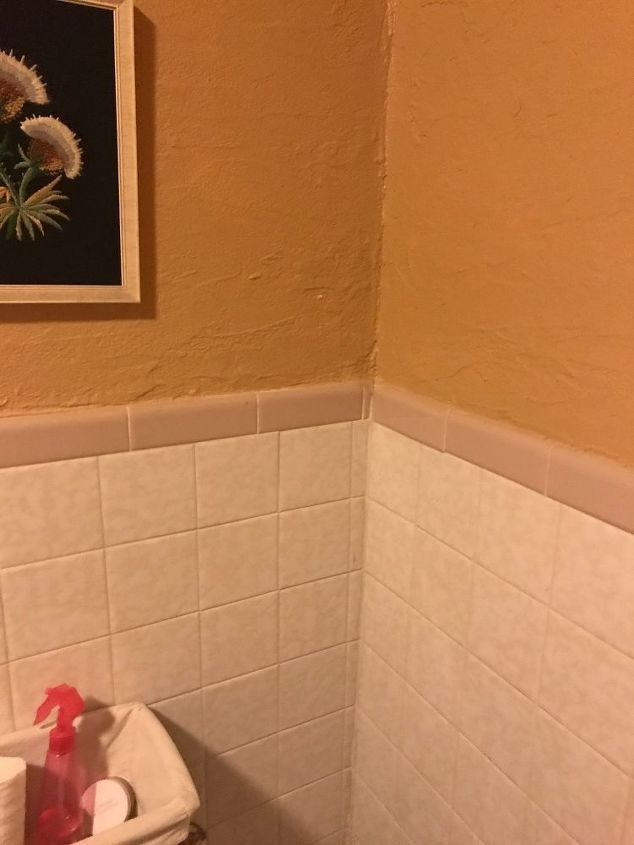 q can i remove top contrasting tile border