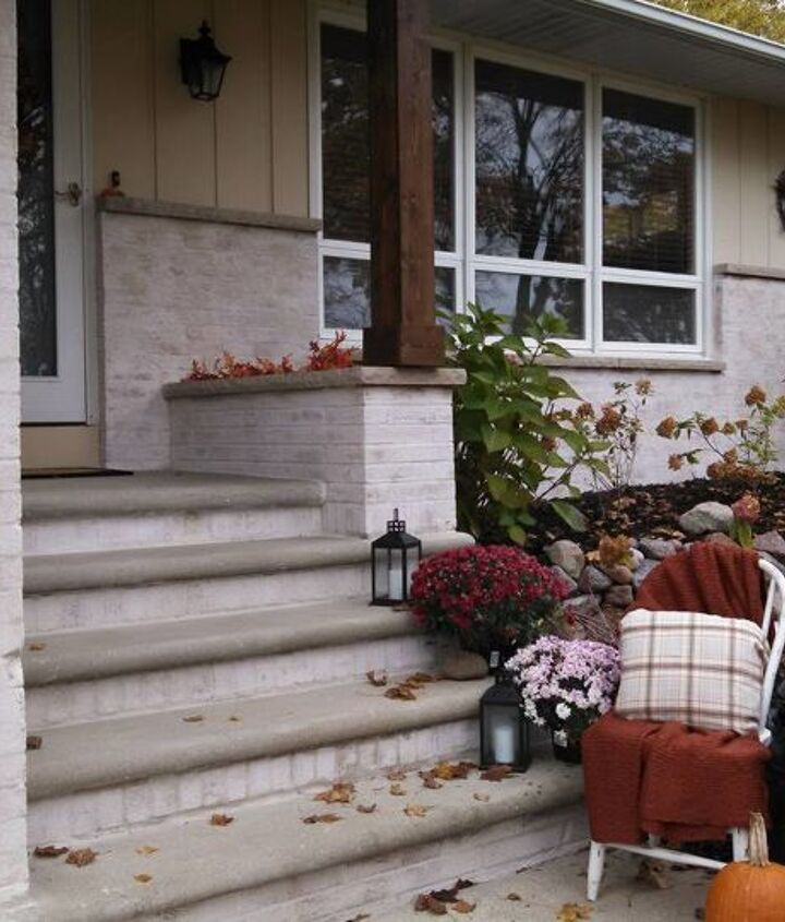 s 10 charming ways to add instant curb appeal to your home, Do A German Mortar Smear On The House