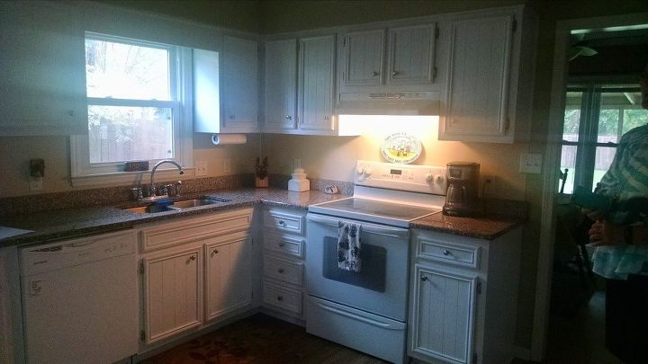 q my kitchen is not a functional kitchen any suggestions