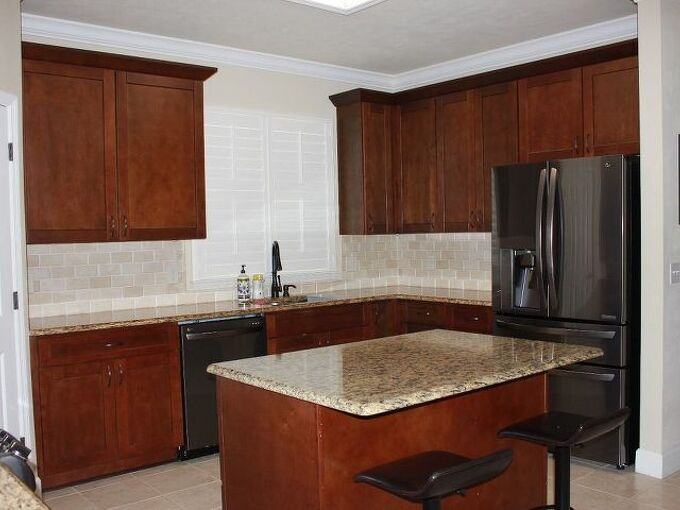 Tile Backsplash When There Is Existing