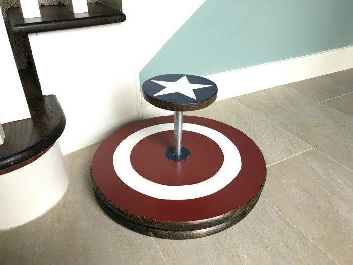 make this super easy diy kids sit spin toy