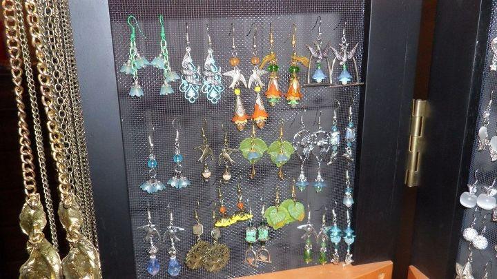 awesome jewelry storage