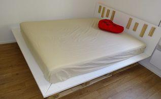 a nice diy xl bed for less than 100 euros modern design