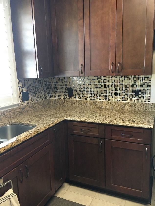 Greatest Backsplash And 4 Granite Removal