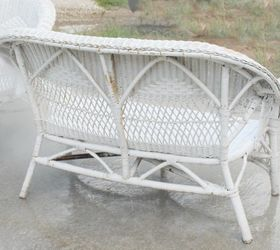 Make Wicker Furniture Look Like New