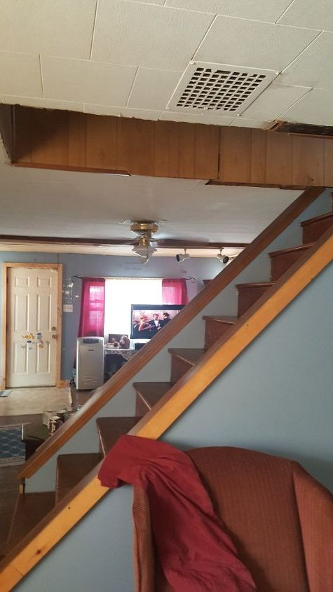q need help w my stairs dont wat to cover qood