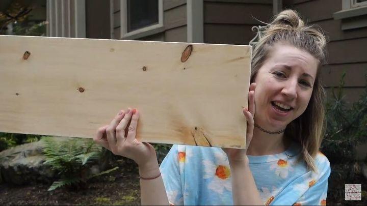 diy rustic wood sign farmhouse style