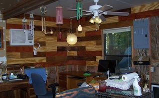 panel your walls with plywood