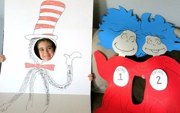 Dr Seuss Thing One Thing Two Birthday Party Theme Tutorial
