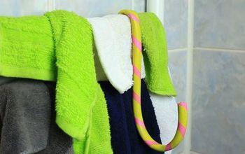 diy towel hooks