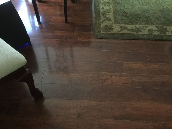 What Is The Best Way To Clean And Polish Laminate Wood Flooring