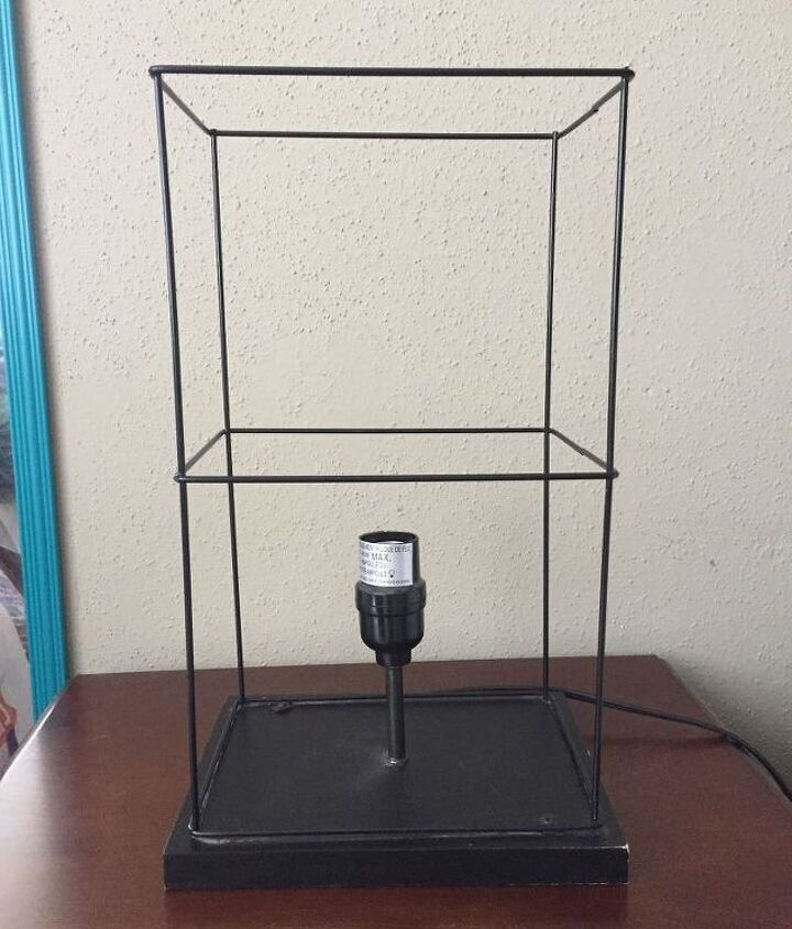 lamp upcycle