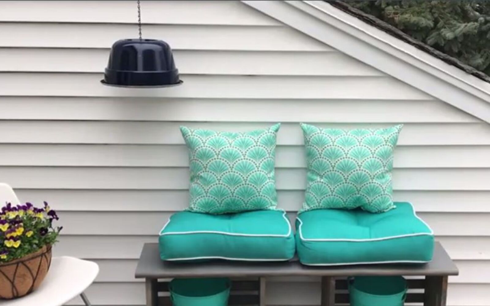 s 15 decorative ways your family can pretty up your patio, Have A 2 Patio Light